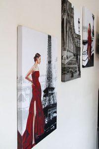 el gran chaparal guesthouse room moulin rouge paintings