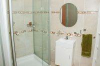 el gran chaparal guesthouse room sunset bathroom