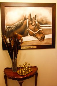 el gran chaparral decor paintings