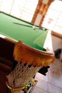 el gran chaparral entertainment pool table