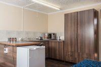 el gran chaparral guesthouse room blue lagoon kitchen