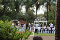 el gran chaparral wedding