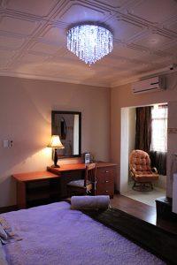 El Gran Chaparral Guesthouse Caravans Bed